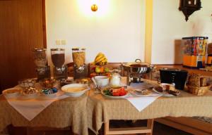 Restaurace v Penzionu Romantika