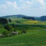 Pohled od Daňkovic