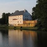 Strašidelný zámek Dolní Rožínka